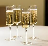flutes champagne