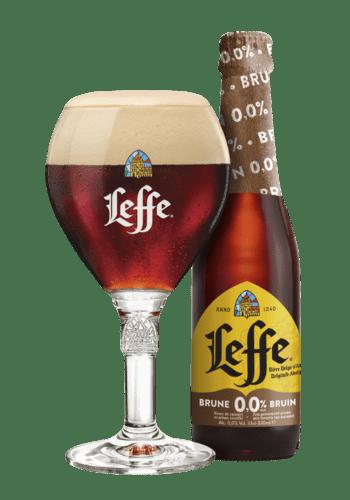 Biere Brune Sans Alcool
