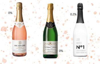 Vin Mousseux Sans Alcool