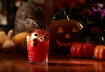 Cocktail Halloween Sans Alcool