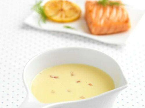 Sauce Beurre Blanc Sans Vin